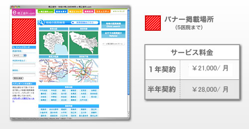 バナー掲載:東京都・大阪府A